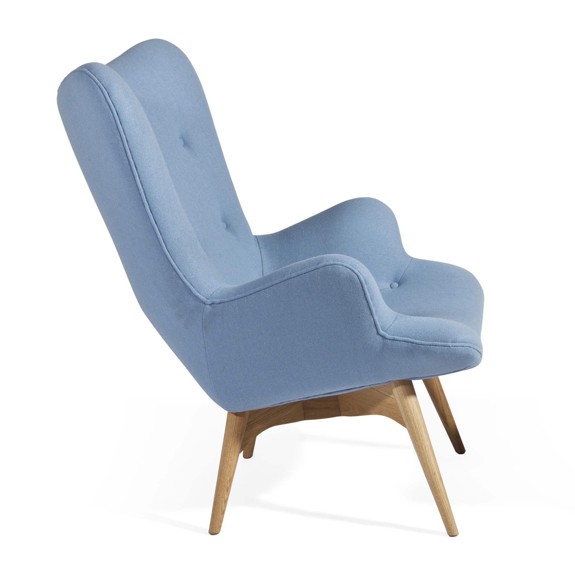 Enjoyable Grant Featherston Contour Lounge Chair Machost Co Dining Chair Design Ideas Machostcouk