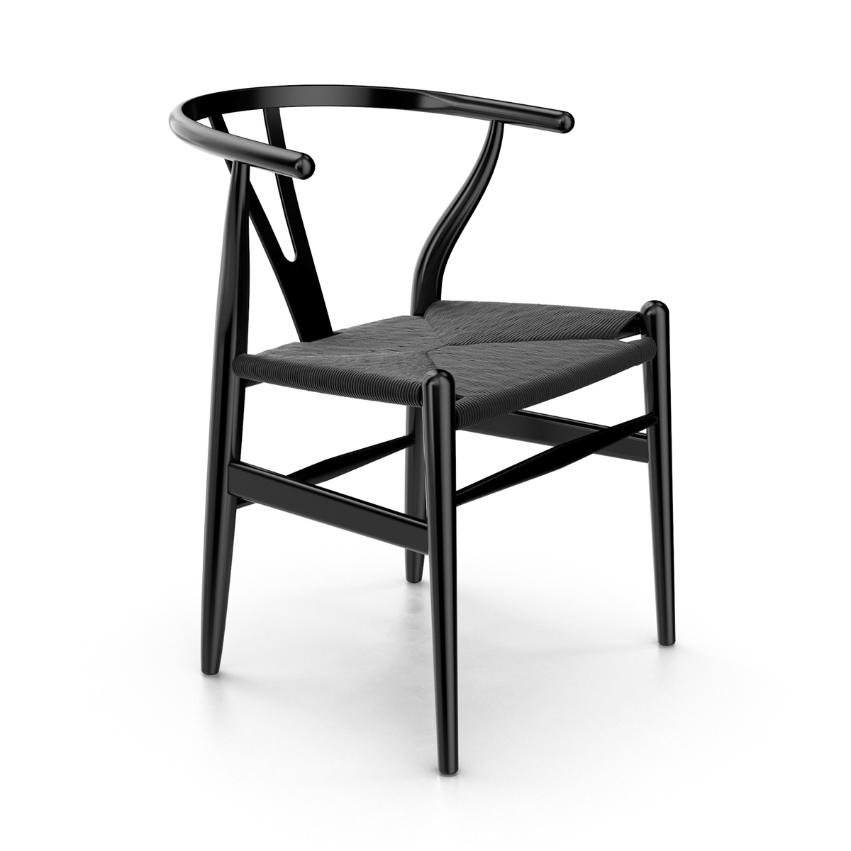 Hans Wegner CH24 Wishbone Chair. U003e