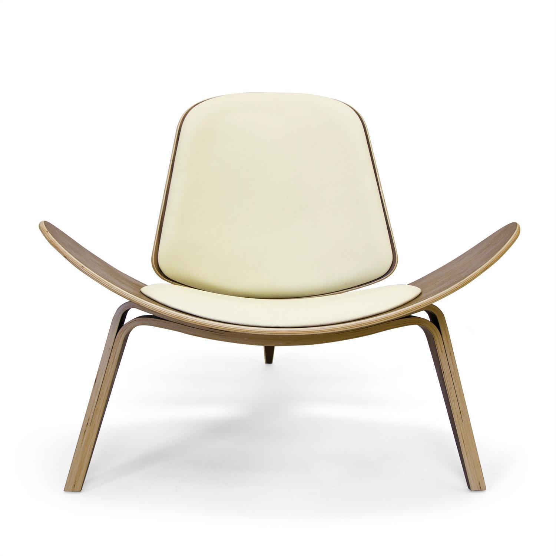 Incroyable Hans Wegner Shell Chair. U003e