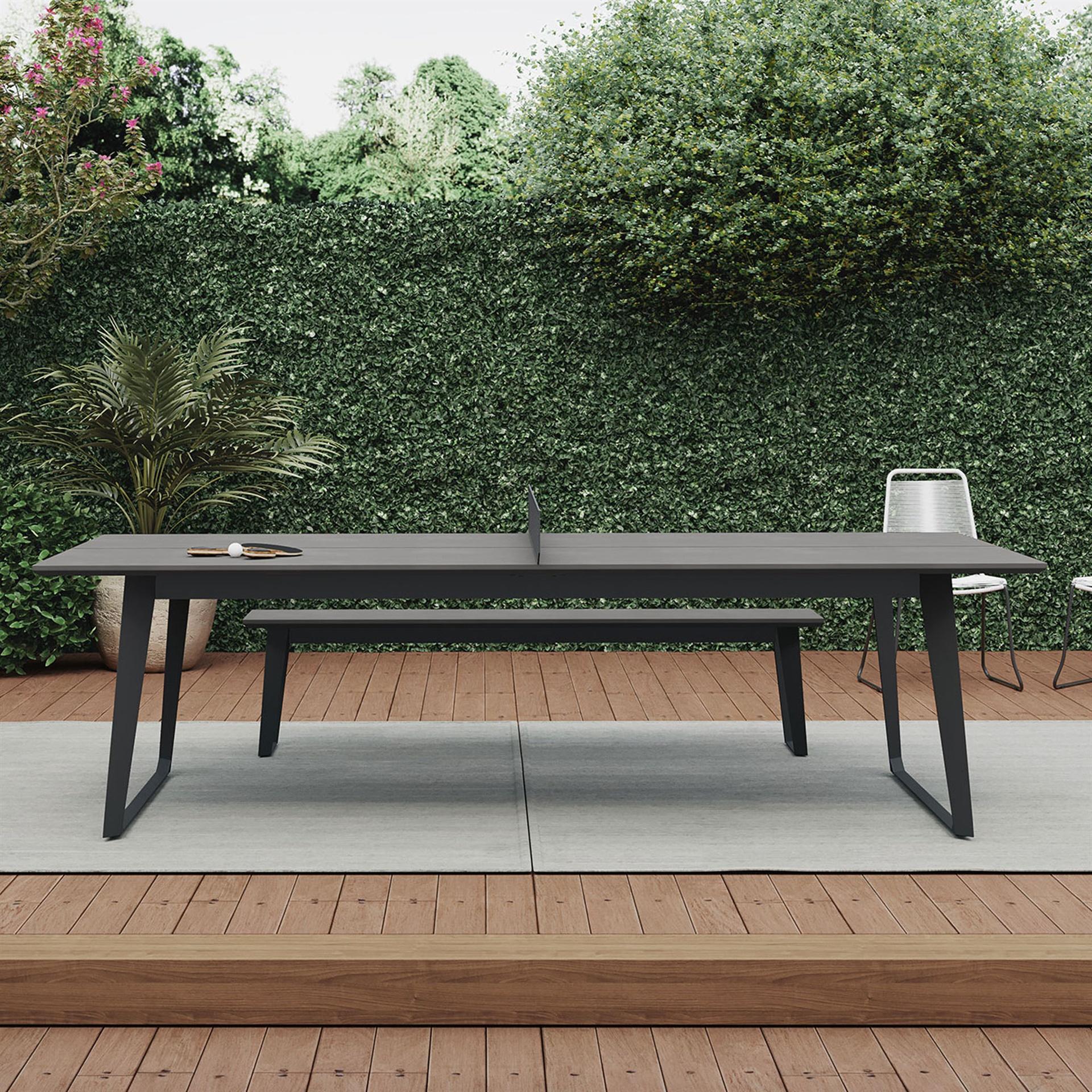 Tremendous Amsterdam Outdoor Ping Pong Table Spiritservingveterans Wood Chair Design Ideas Spiritservingveteransorg