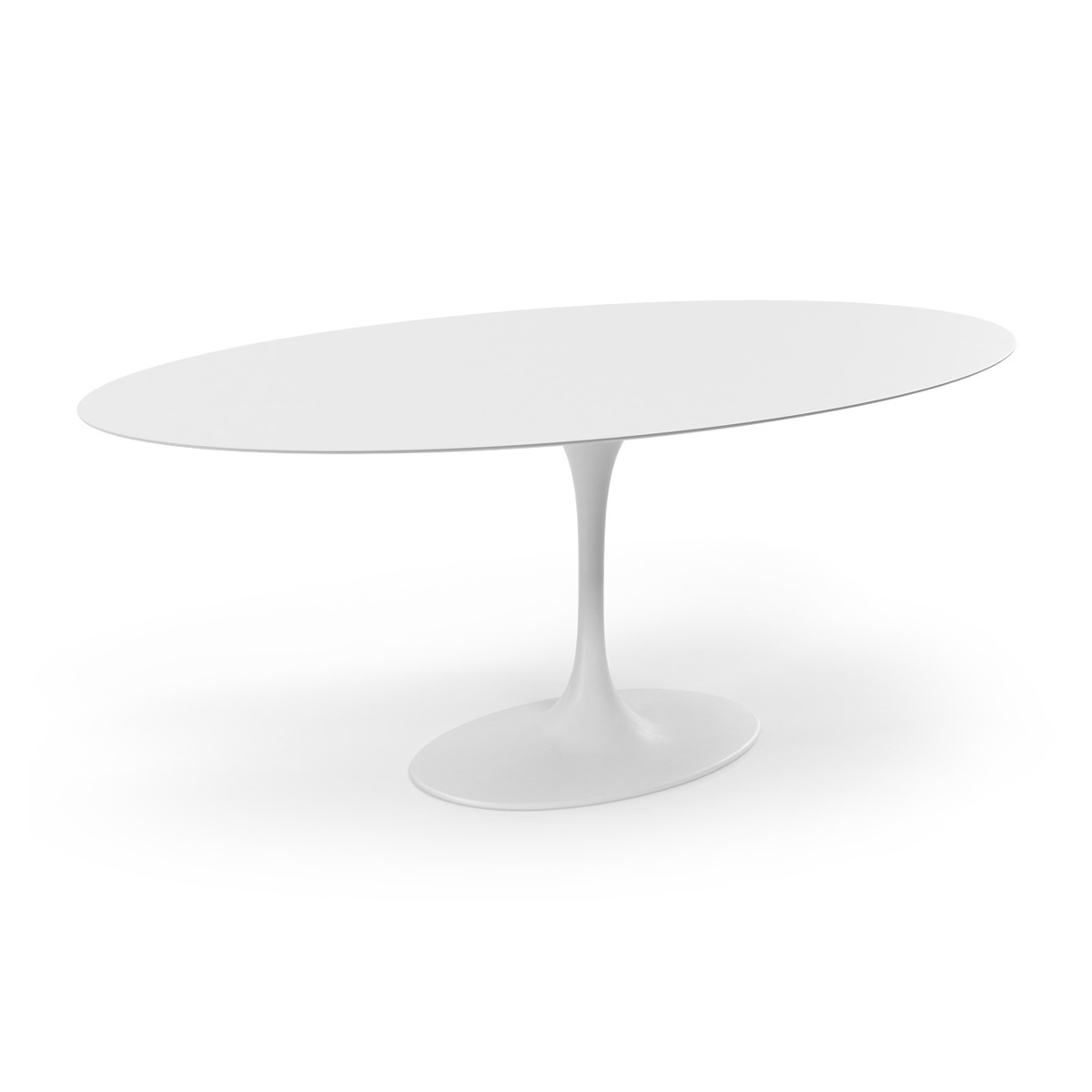 Superieur Saarinen Tulip Oval Dining Table