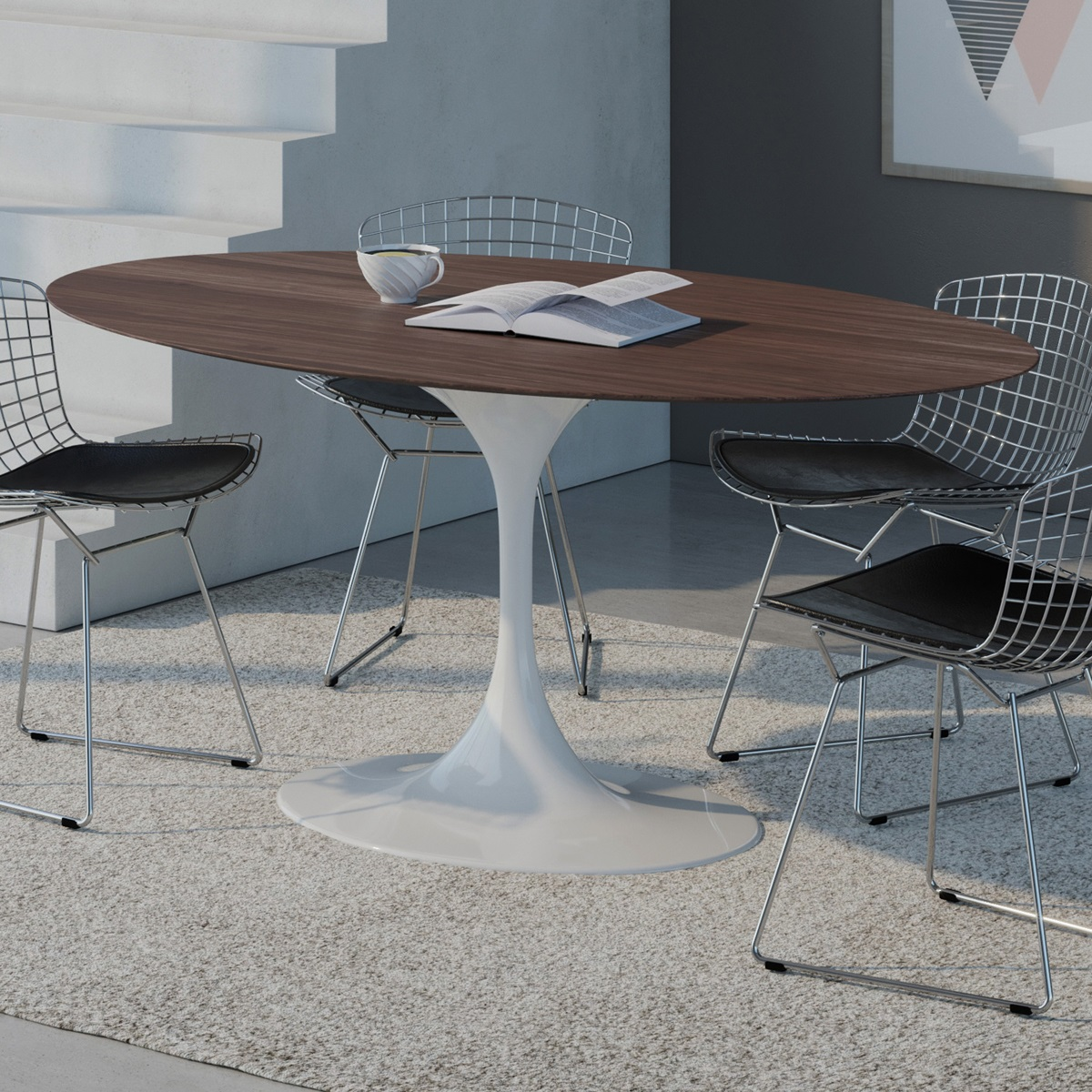 awesome selection of saarinen oval dining table. Saarinen Tulip Oval Dining Table. \u003e Awesome Selection Of Table