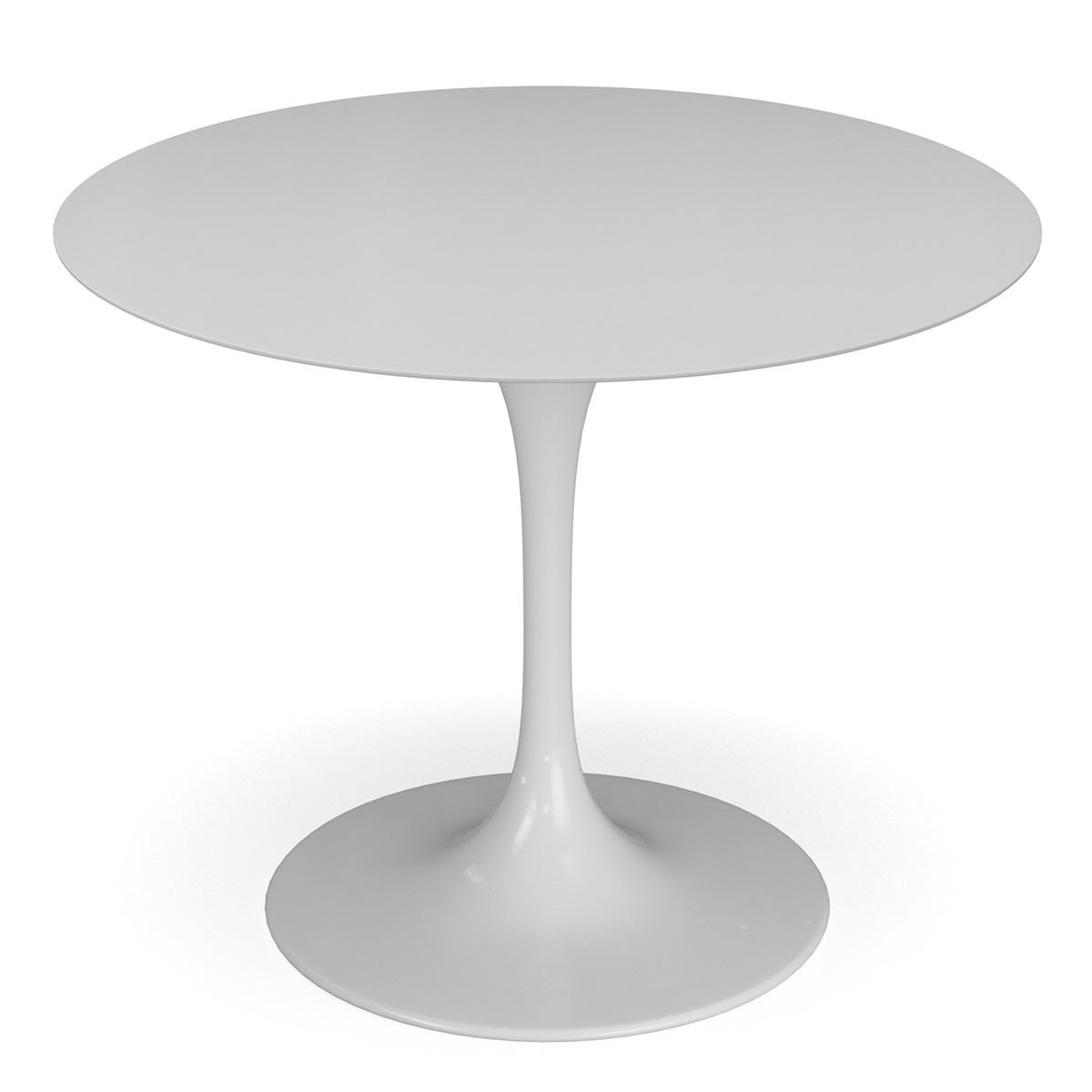 Delicieux Saarinen Tulip Round Dining Table