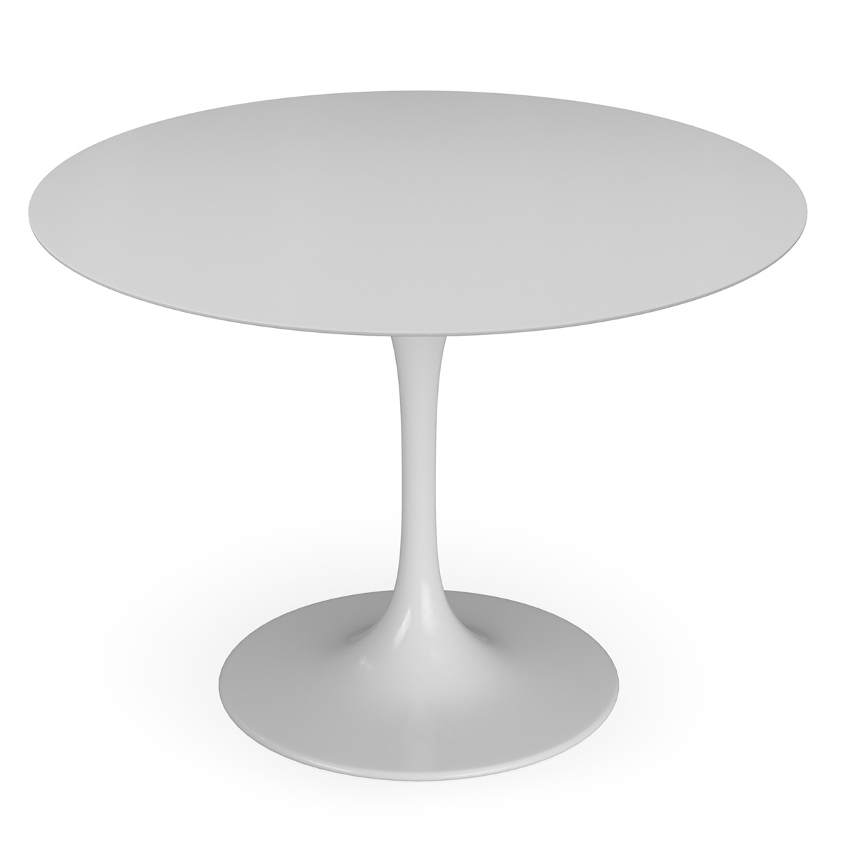 Saarinen Tulip Round Dining Table - Best saarinen tulip table reproduction