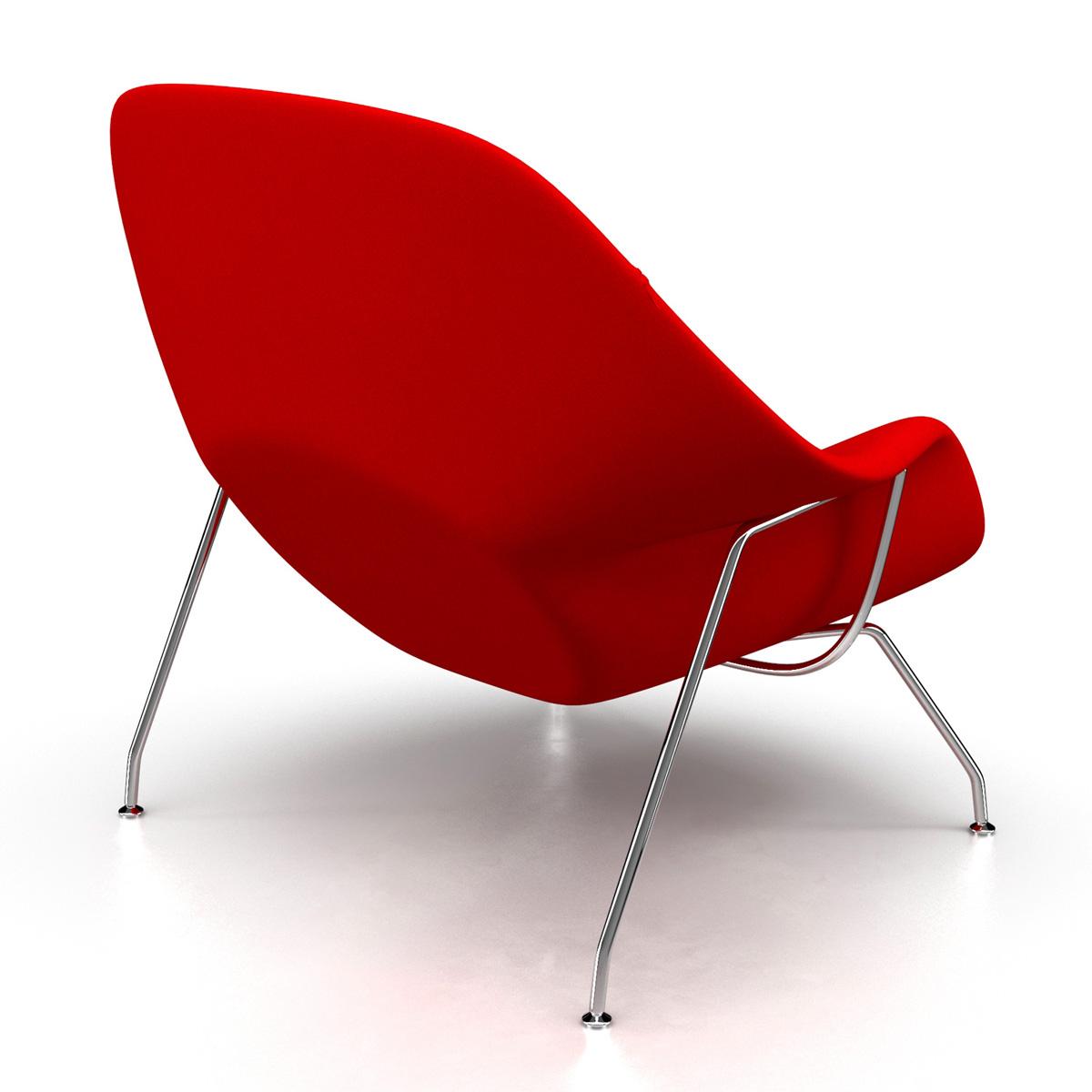 Delicieux Saarinen Womb Chair
