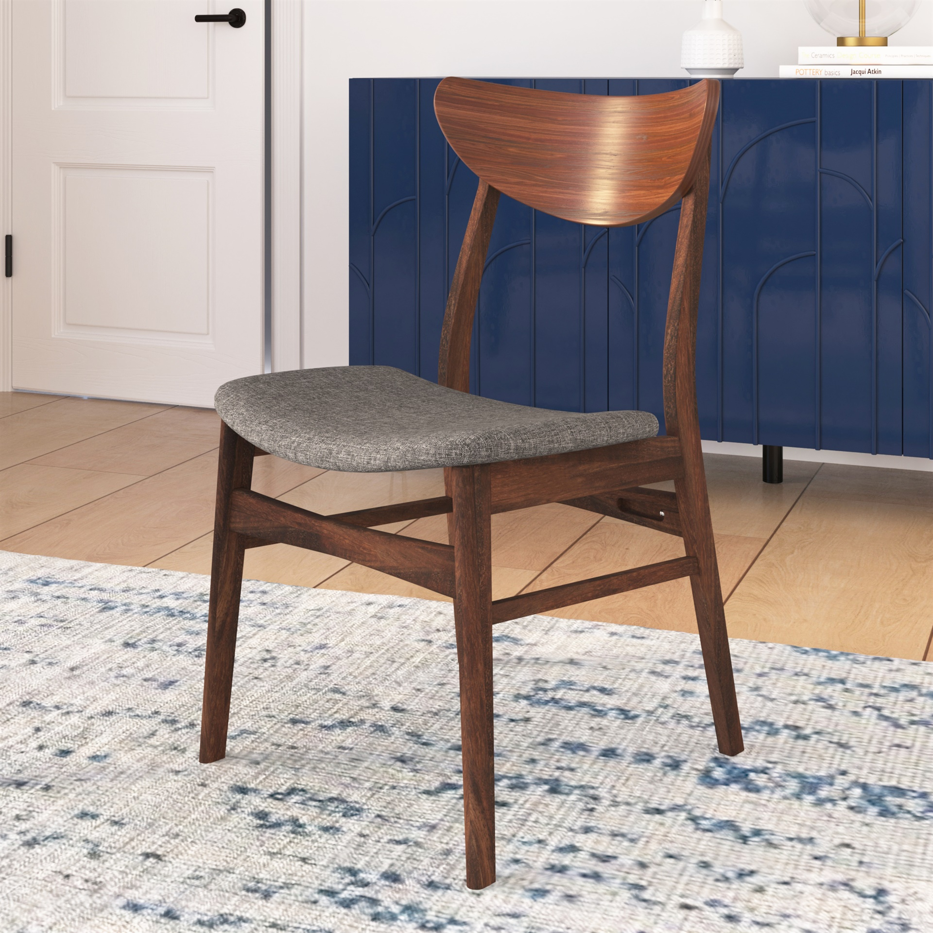 Stupendous Scandi Dining Chair Pabps2019 Chair Design Images Pabps2019Com