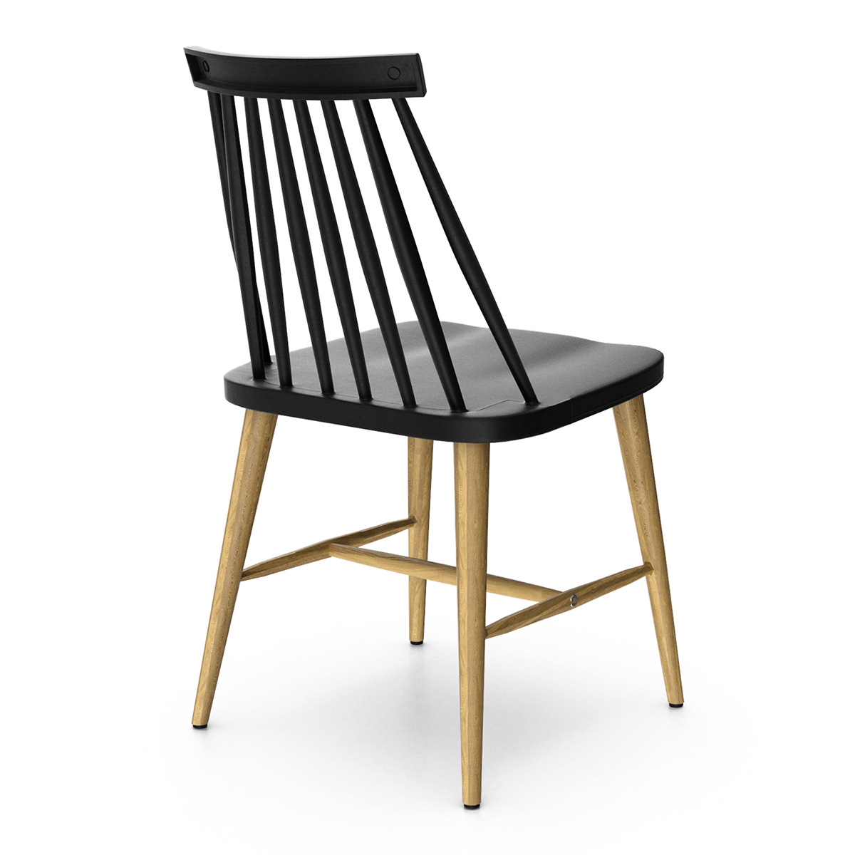Spindle Dining Chair. U003e