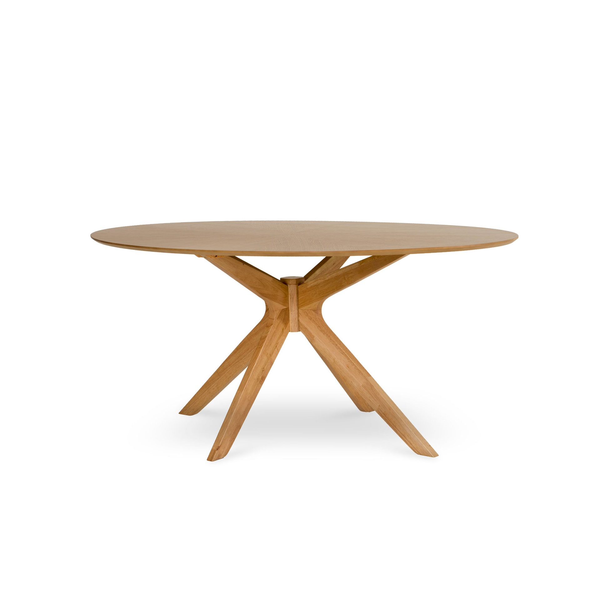 Starburst Oval Dining Table. U003e