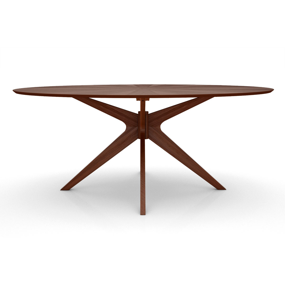 design dining maxwell table oval products collection artesanos