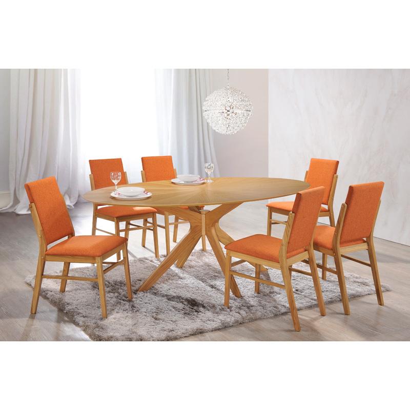 sc 1 st  Inmod & Starburst Oval Dining Table