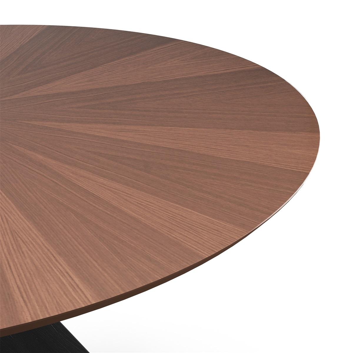 Round Table Marysville.Starburst Round Dining Table