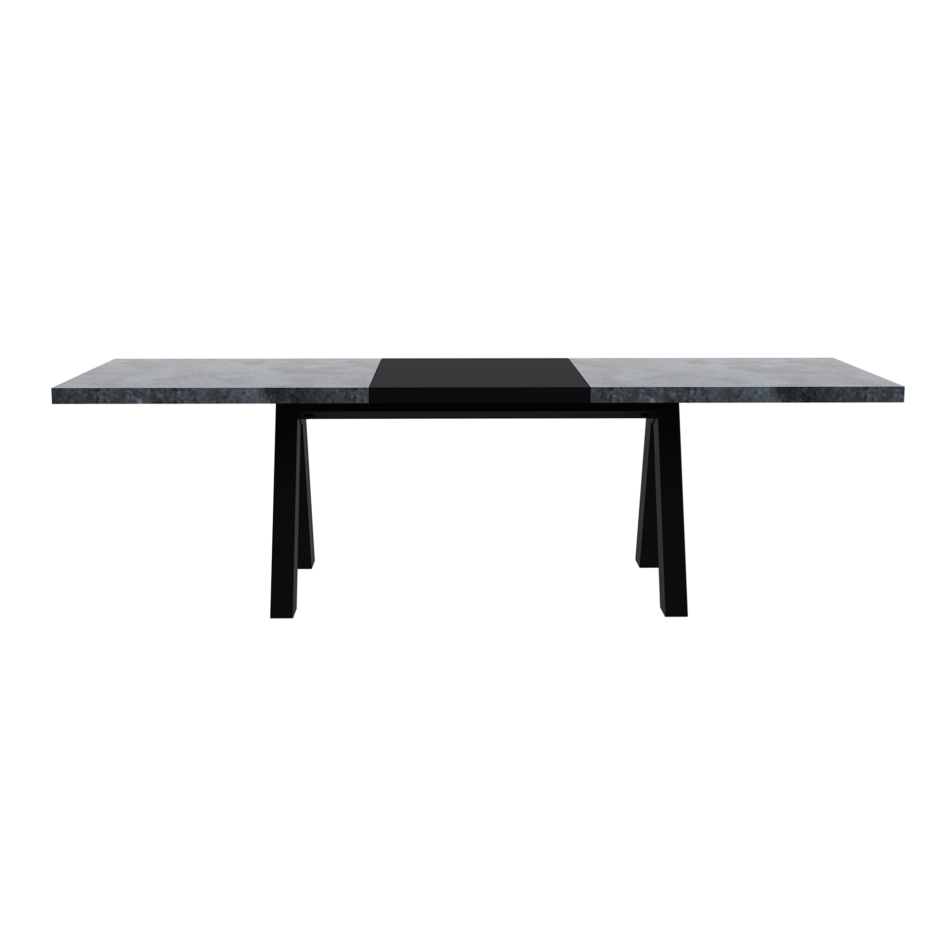 Apex Extending Concrete Dining Table