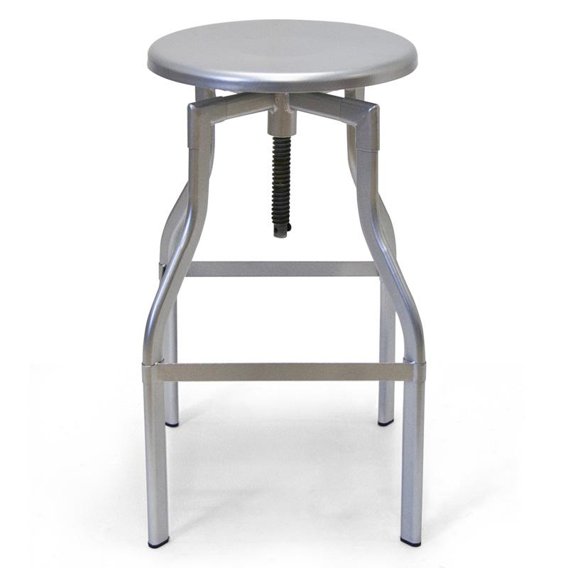 Magnificent Whitworth Drafting Stool Inzonedesignstudio Interior Chair Design Inzonedesignstudiocom