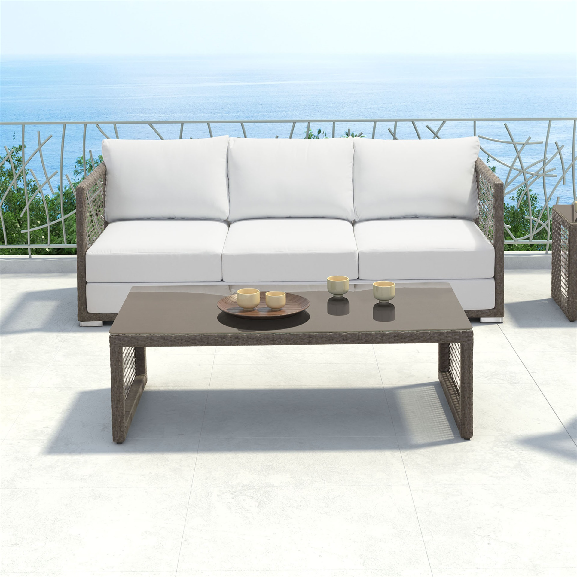 Gentil Coronado Coffee Table. U003e
