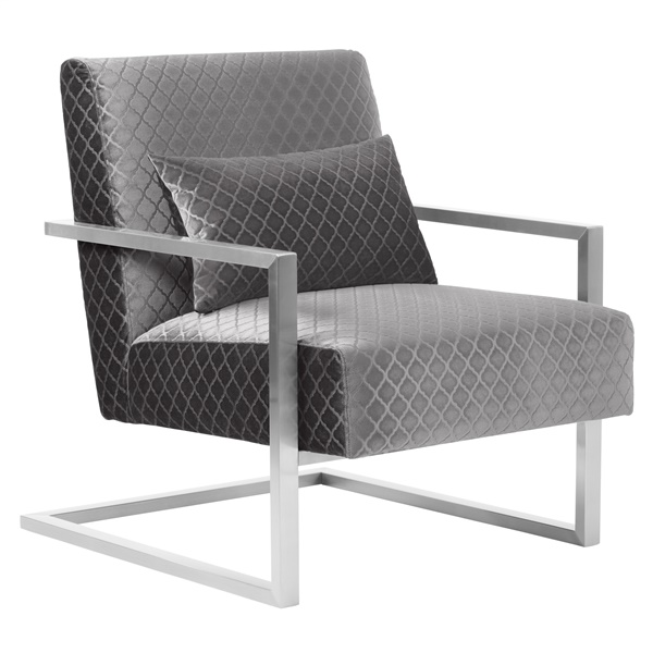 Modern Unique Accent Chairs.Skyline Modern Accent Chair