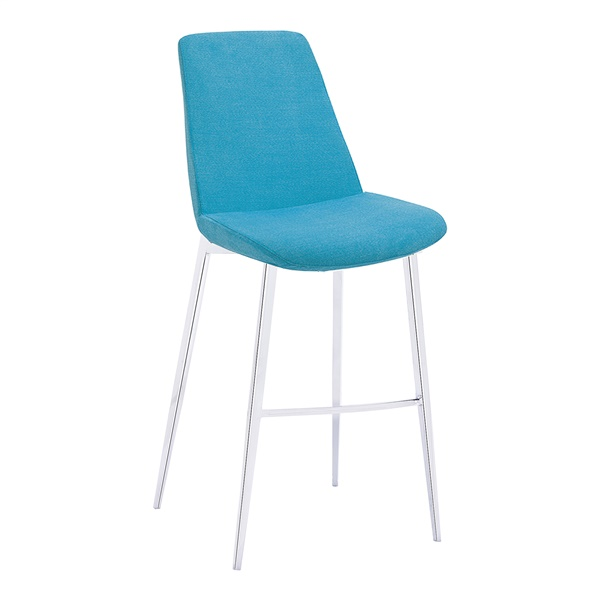 Athena Counter Stool (Blue)