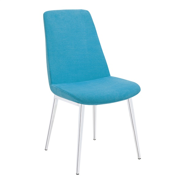 Athena Dining Chair (Blue)