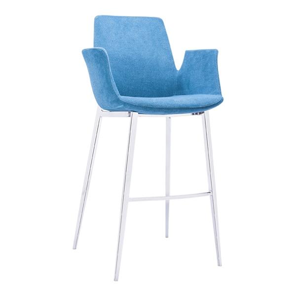 Gabriella Counter Stool (Blue)