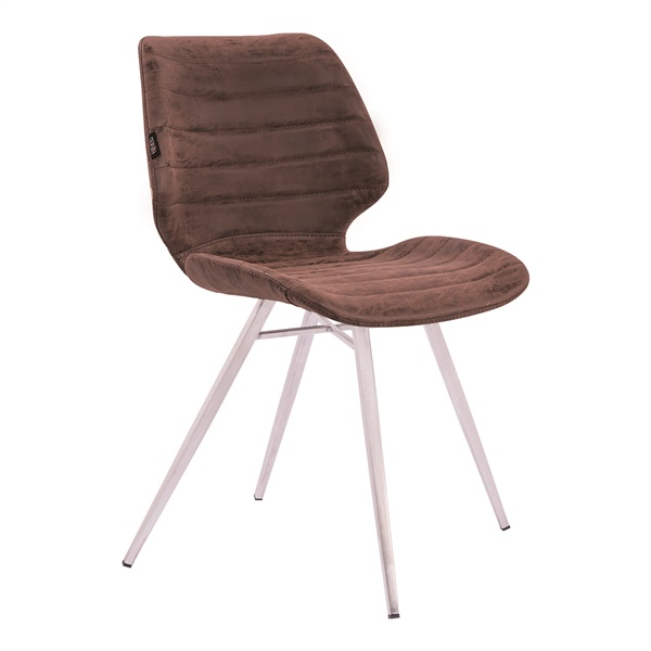 Gina Dining Chair (Vintage Brown)