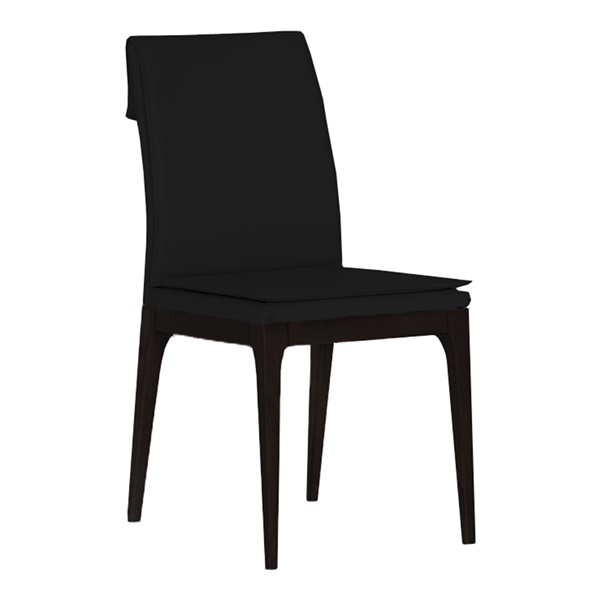 Rosetta Dining Chair (Black)