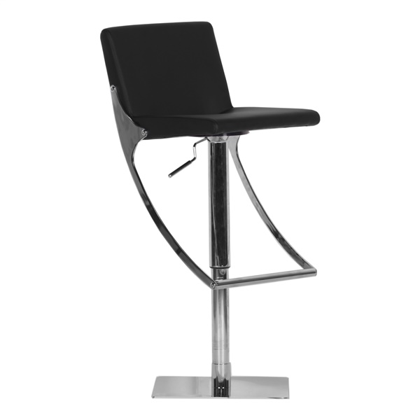 Sonic Bar Stool (Black)