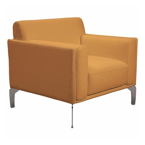 Vania Accent Chair (Cuoio)