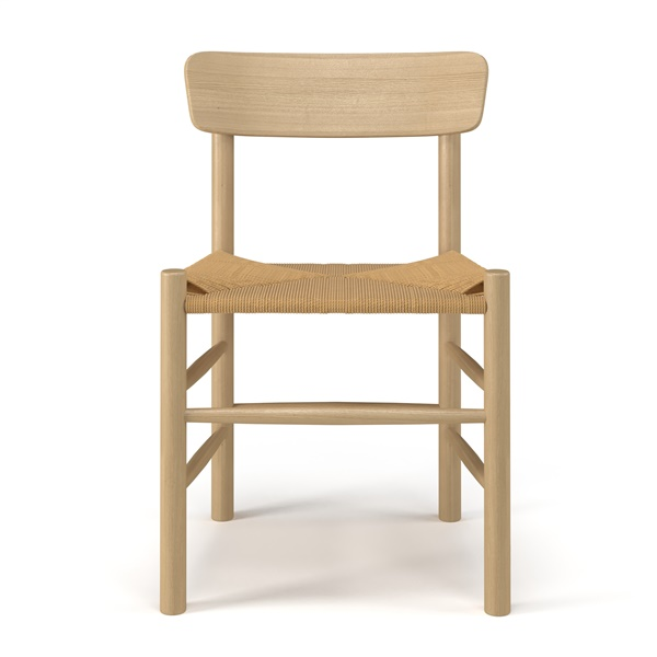 Superieur Borge Mogensen Shaker J39 Dining Chair