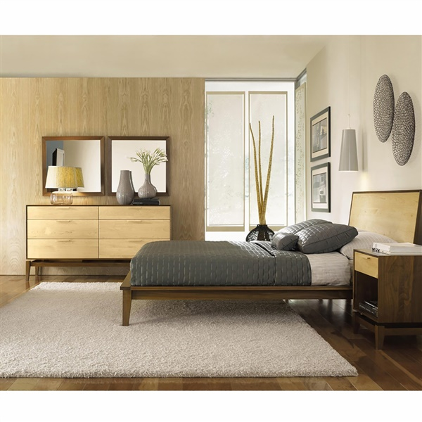 Copeland Furniture SoHo 4 Piece Bedroom Set