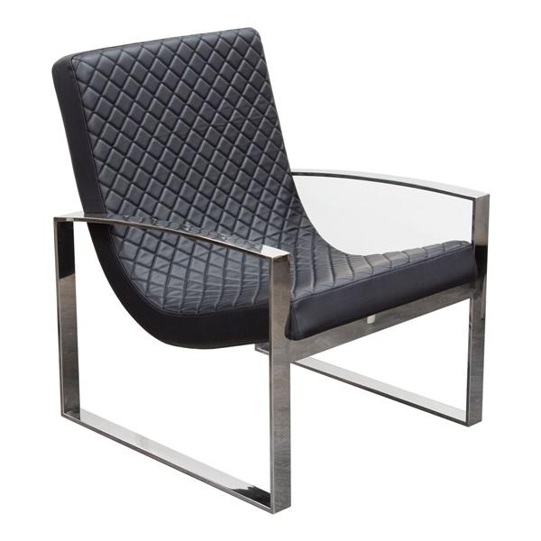 Aristocrat Accent Chair - Black