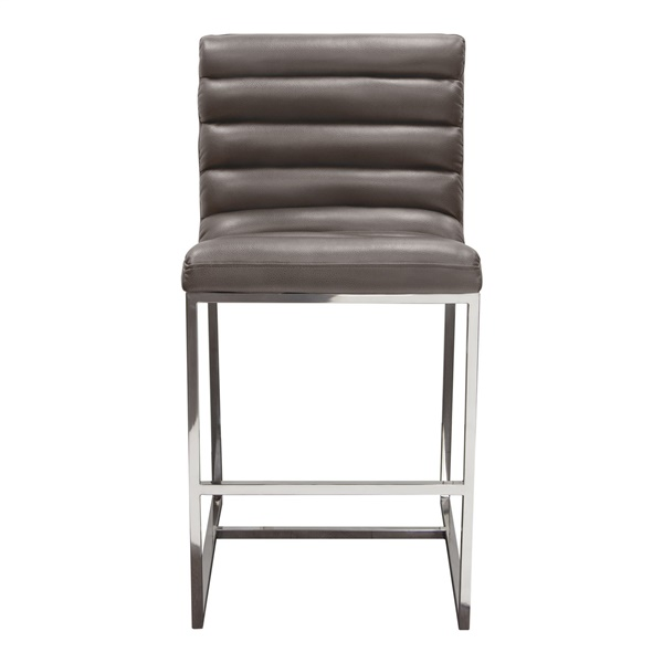 Bardot Counter Height Chair (Black)