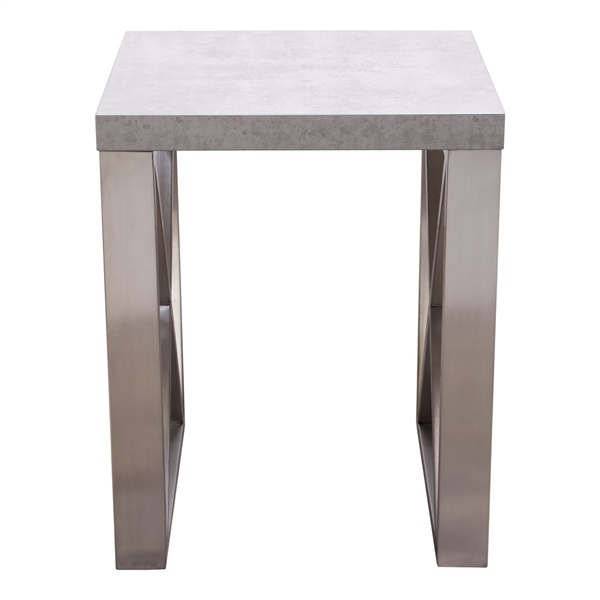 Carrera 3D End Table