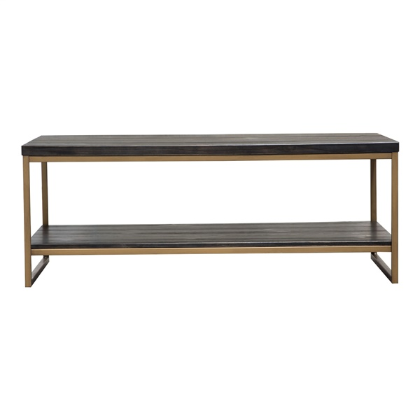Empire Coffee Table (Gold)
