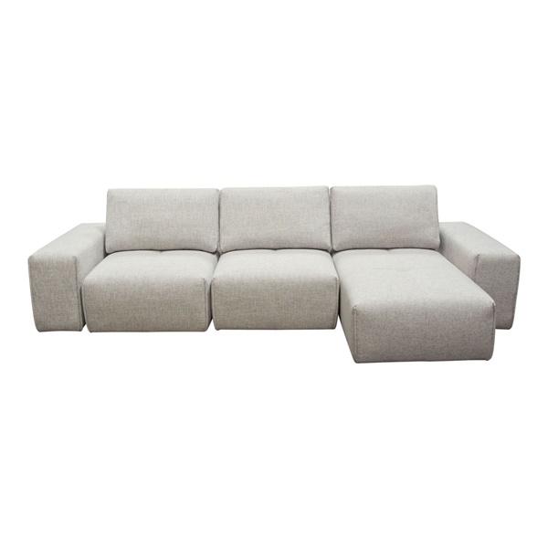 Jazz Modular 3-Seater Sectional Sofa
