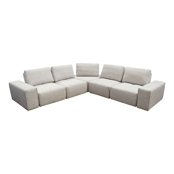 Jazz Modular 5-Seater Sectional Sofa