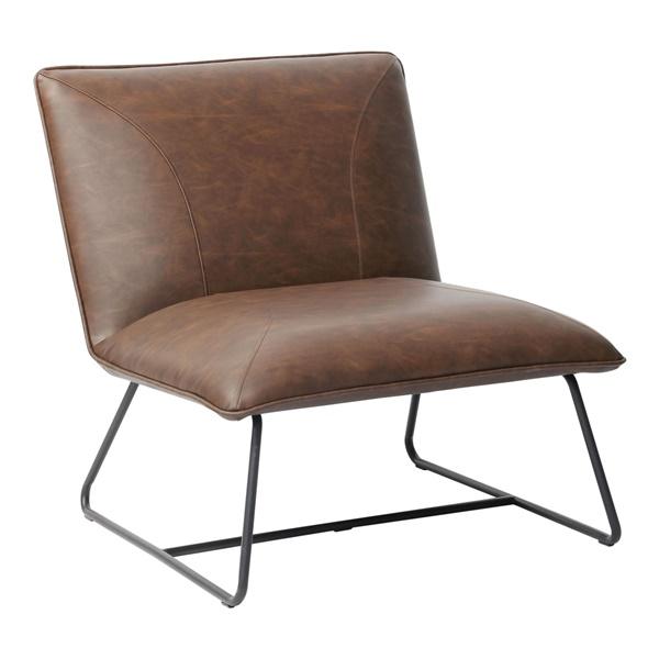 Jordan Lounge Chair (Chocolate)