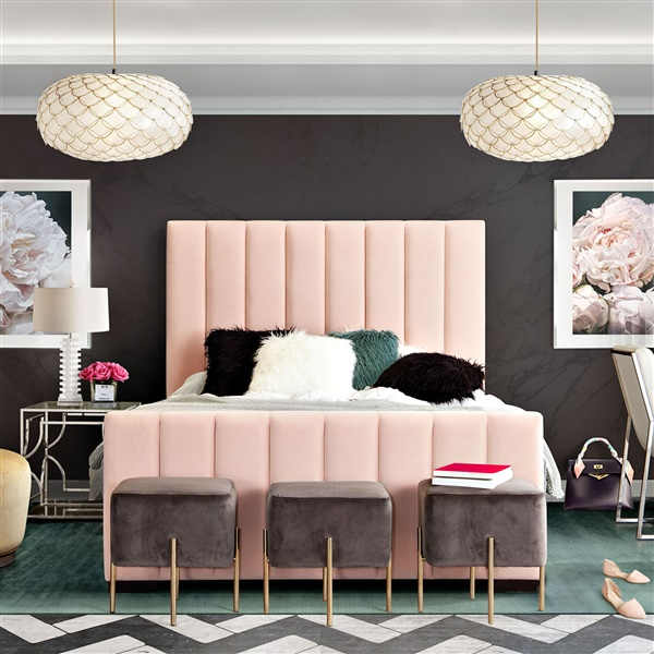 Venus Bed (Blush)