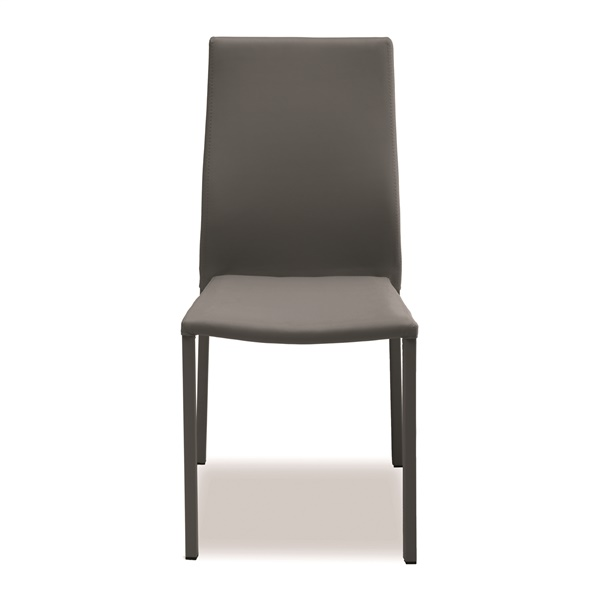Diana Upholstered Dining Chair (Anthracite)