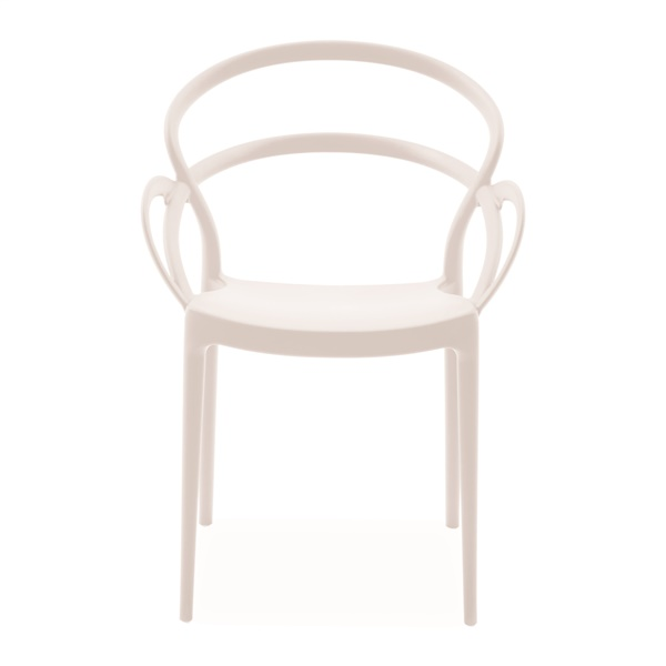 Nadir Dining Chair (Taupe)