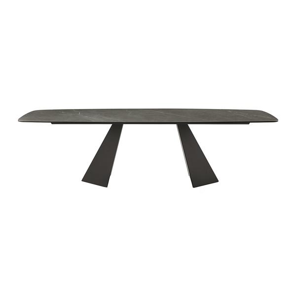 Portland Dining Table (Pietra Gray)