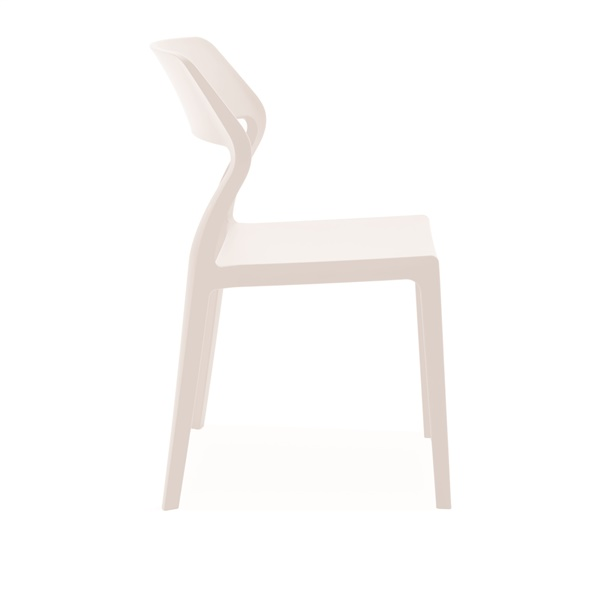 Sandy Dining Chair (Taupe)