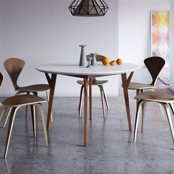 Eco-Natura Anja Round Dining Table