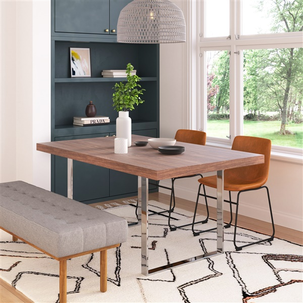 Eco-Natura Roma Dining Table (78 inch)