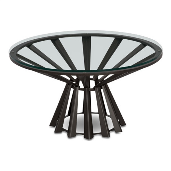 Corona Cocktail Table (Carbon / Small)