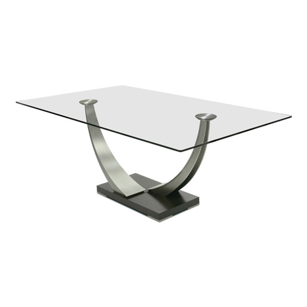 Tangent Rectangle Dining Table