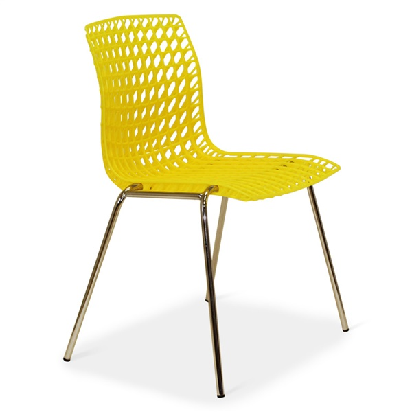Emily Chair (Yellow)