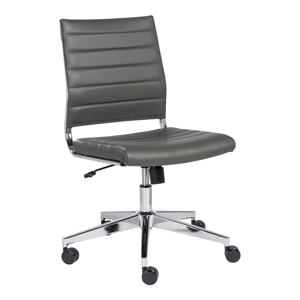 Exceptionnel Brooklyn Low Back Armless Office Chair. U003e
