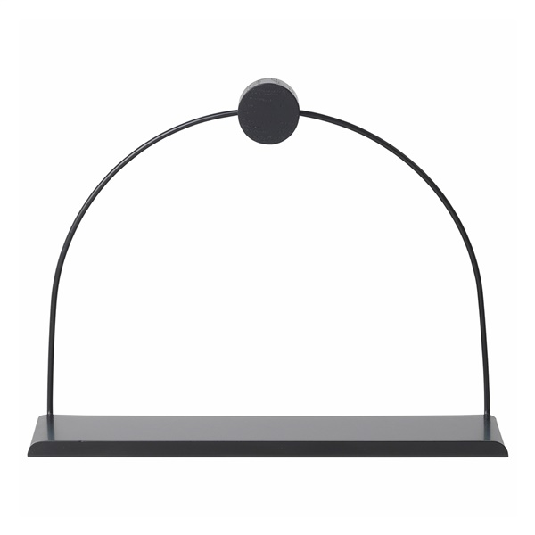 Bathroom Shelf (Black)