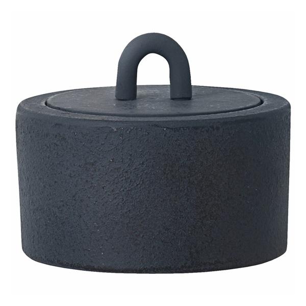 Buckle Jar (Dark Blue)