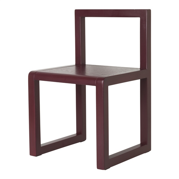 Little Architect Chair (Bordeaux)