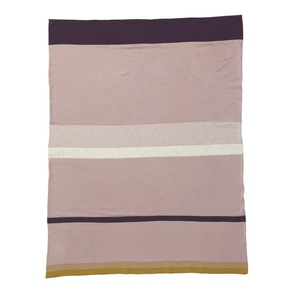 Little Stripy Blanket (Blue)